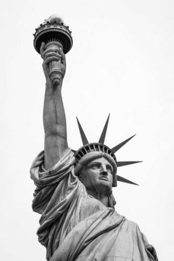 American English Voice Over - Statue of Liberty