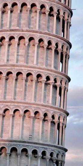 קריינות באיטלקית - מגדל פיזה