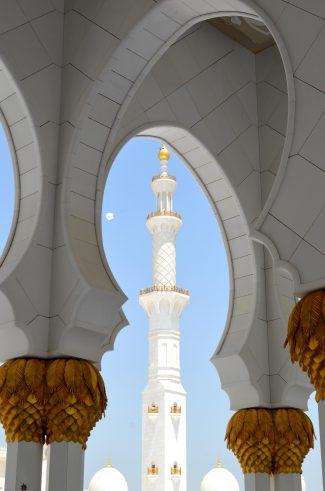 קריינות בערבית - מסגד