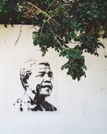 קריינות באפריקנס - נלסון מנדלה