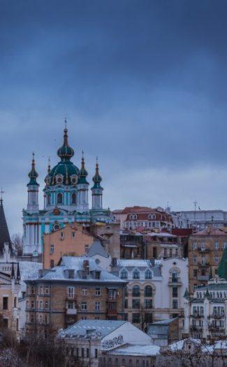 קריינות מקצועית באוקראינית - קייב