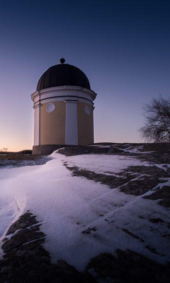 Finnish voice over - Helsinki Kaivopuisto observatory