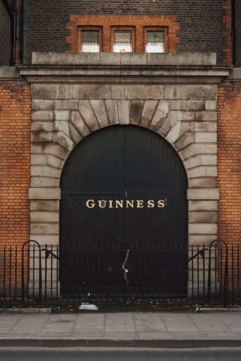 irish english voice over - guiness storehouse dublin ireland