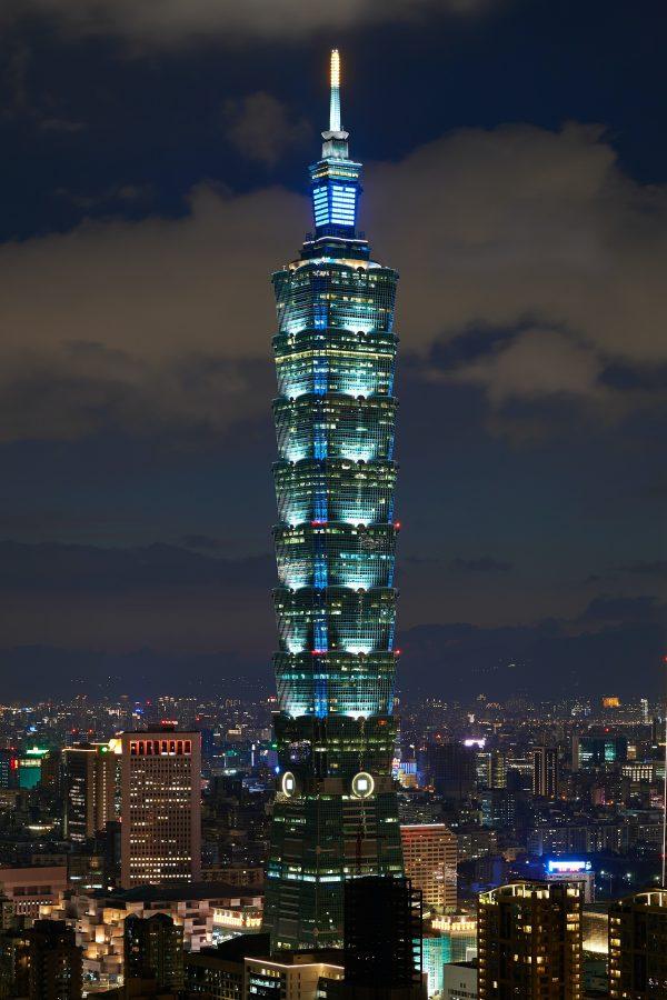 Taiwanese voice actors - Taipei 101 Taiwan