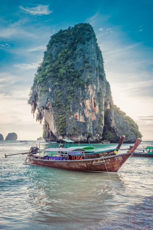 Thai voice actors - koh phi phi thailand