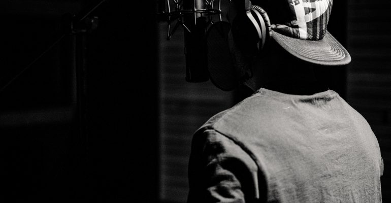 What is voice over - voice actor recording