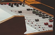 Image of a sound mixer