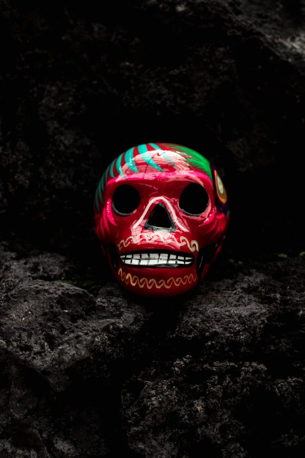 Mexican Spanish voice actors - dark skull from Mexico