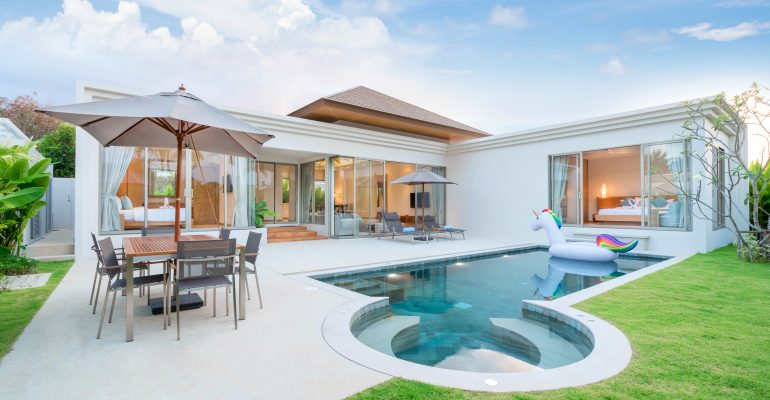Real Estate Voice Overs —All You Need to Know —Home with Pool